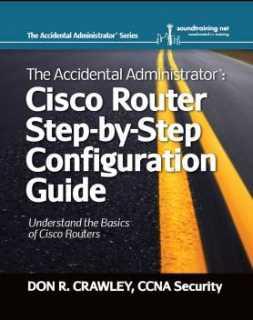 cisco router book