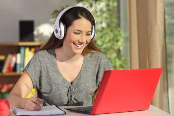 online learning terms and conditions